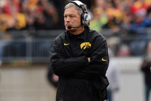 Hawkeyes Expect Great Experience at Outback Bowl