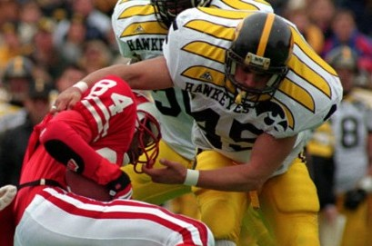 Former Hawkeye Named Head Football Coach at UConn