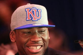 Cliff Alexander Snaps off 30, 24 and 15