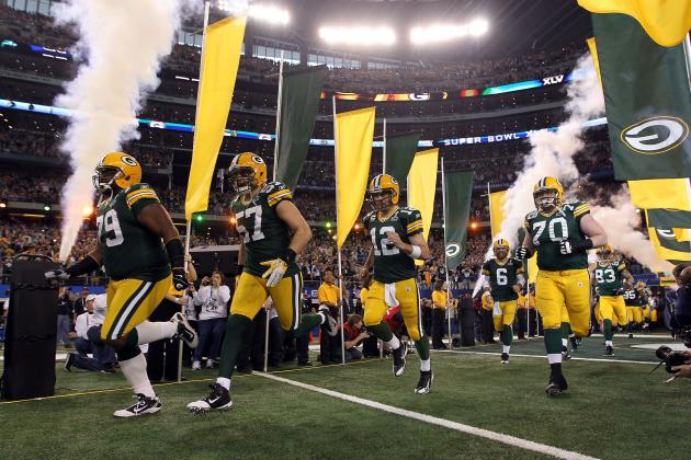 Dallas Remains a Tale of Two Cities for the Green Bay Packers