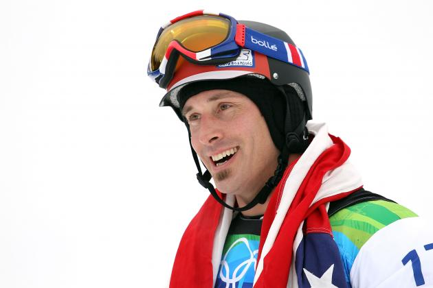 Olympic Snowboarder Wescott Shoots for Comeback, Third Gold in Sochi