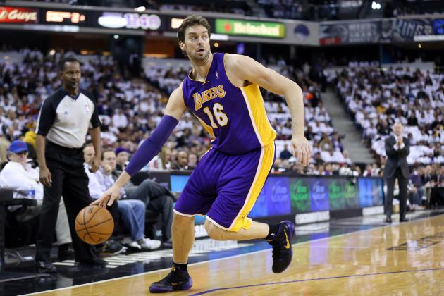 NBA Rumors: Latest Trade Buzz on Pau Gasol, Kyle Lowry and More