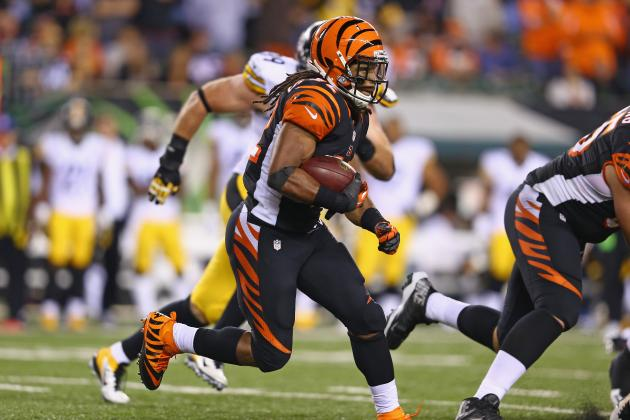 Run Game is the Key to a Bengals Victory Over Pittsburgh