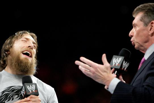 Report: Vince McMahon Upset with Massive Reaction to Daniel Bryan on Raw?