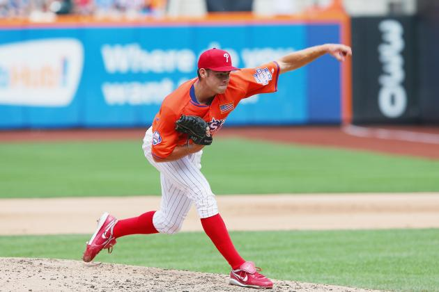 Jesse Biddle, Other Prospects Who Could Help the Philadelphia Phillies in 2014