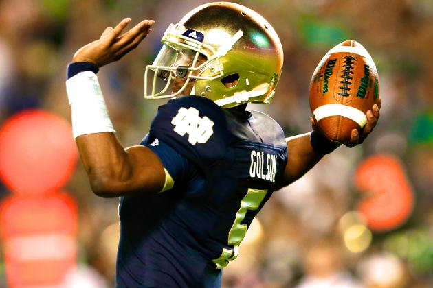 Everett Golson Returns to Notre Dame: How George Whitfield Built a Better QB