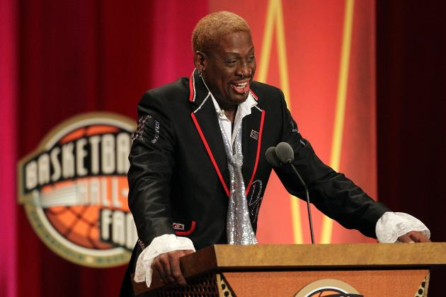 Dennis Rodman Will Travel to North Korea to Train National Basketball Team