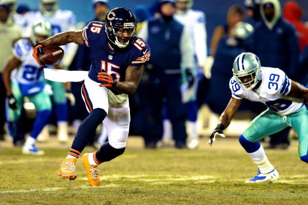 Brandon Marshall Reportedly Fined $15,000 for Wearing Orange Shoes vs. Cowboys