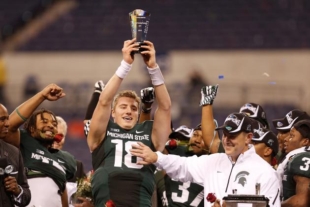 Rose Bowl 2014: Key Storylines in Michigan State vs. Stanford Clash