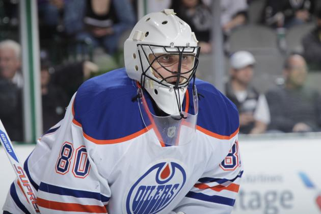 Bryzgalov Is 'Close' to Rejoining Oilers