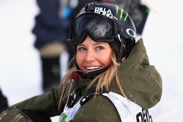 Jamie Anderson Stomps the Win in Women's Snowboard Slopestyle Final