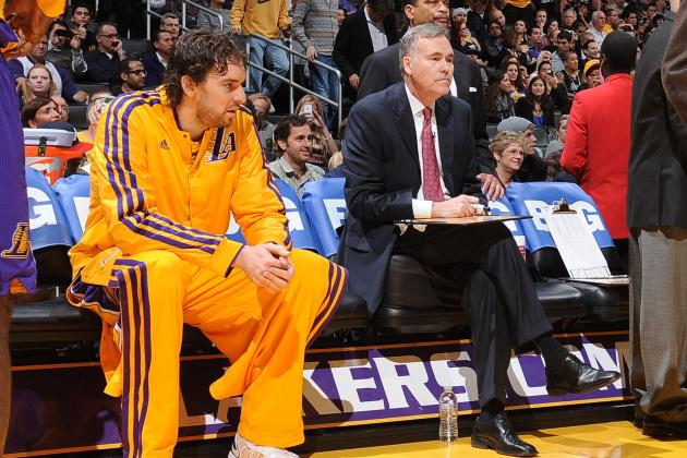 Pau Gasol's Frustration with Mike D'Antoni's System Is Justified