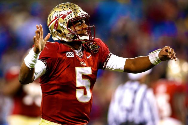 Why Jameis Winston's Epic 2013 Season Was the Best in College Football History