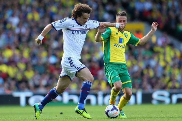 Chelsea Transfer News: Jose Mourinho Wise to Downplay David Luiz Rumors