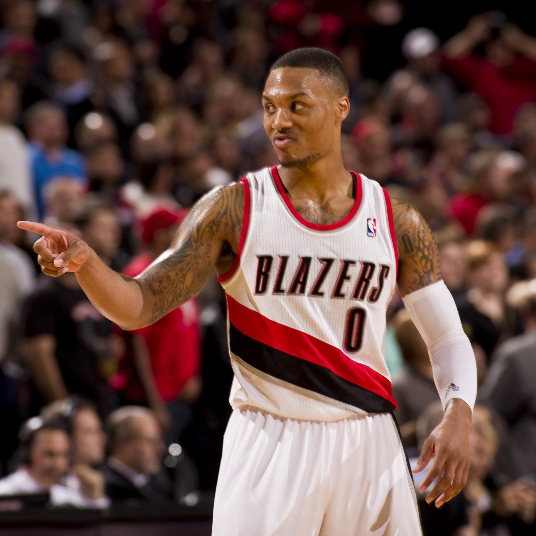 Portland Blazers Ranking: Ranking The Best '4-Bar Friday' Verses From NBA Stars