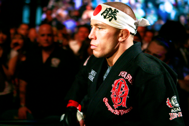 Georges St-Pierre Displays Grace, Professionalism in Walking Away from the UFC