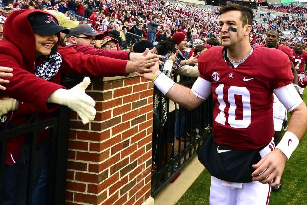 What Does A.J. McCarron Being Named POY Mean for Heisman Announcement?