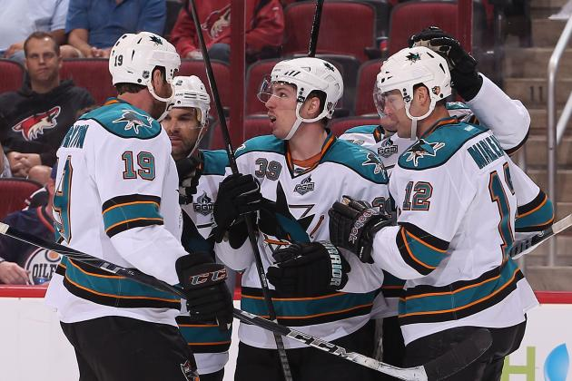 Why Thornton, Marleau and Boyle All Could Return to San Jose Sharks