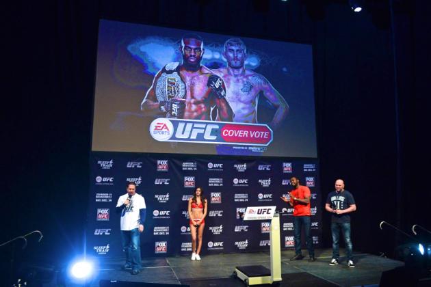 Alexander Gustafsson Wins Contest, Joins Jon Jones on Cover of EA UFC