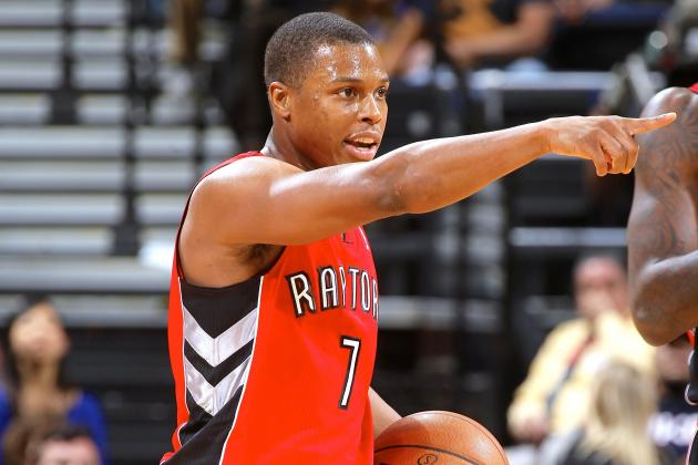 Why Kyle Lowry Is Fool's Gold on NBA Trade Market
