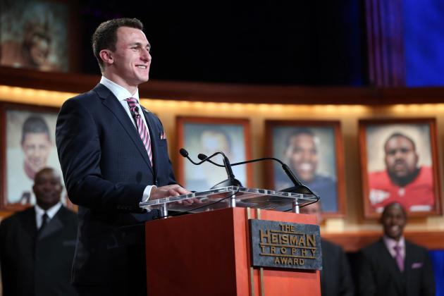 Heisman Trophy Ceremony 2013: Viewing Schedule for Saturday Night's Presentation