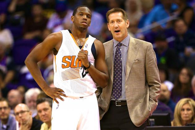 Report: Phoenix Suns Open to Trading 2014 First-Round Picks for Superstars