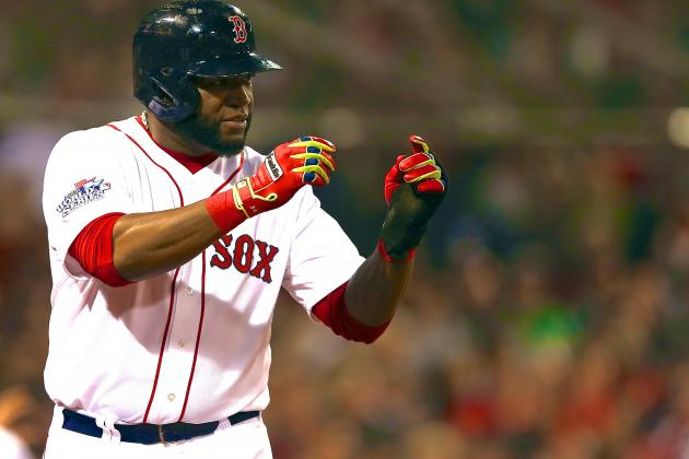 David Ortiz Extension Shouldn't Be a Priority for Boston Red Sox
