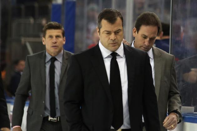 Why Alain Vigneault Is Justified in Complaining About New York Rangers' Roster