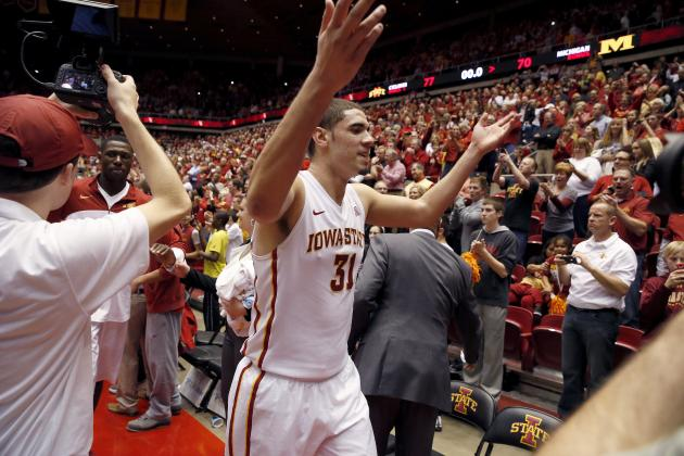 Iowa State Storms Back in Second Half to Stun Iowa 85-82 in Ames