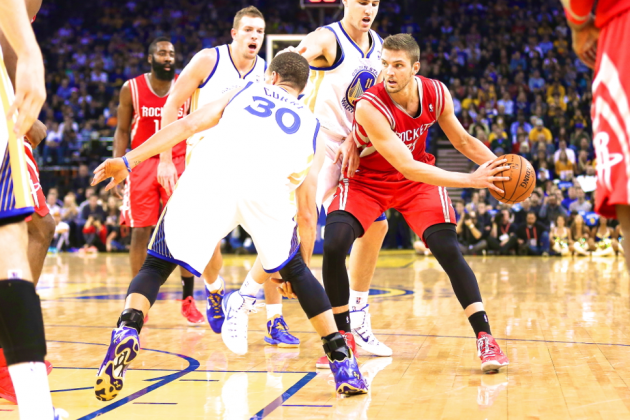 Rockets vs. Warriors: Live Score, Highlights and Reaction