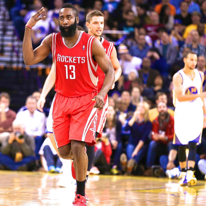 Houston Rockets Vs Gsw: Houston Rockets Vs. Golden State Warriors 12/13/13: Video