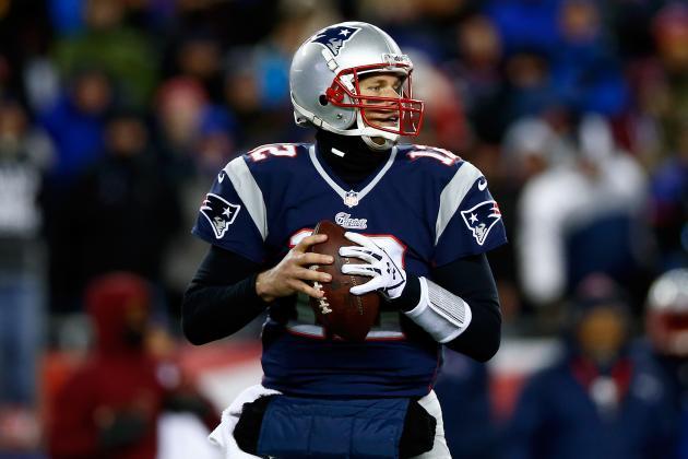 2013 NFL MVP Race: Why Tom Brady Should Win