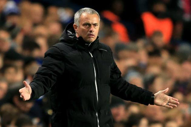 Mourinho: We Could Win Nothing This Season