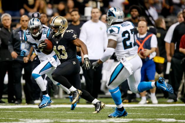 How Can Carolina's Secondary Bounce Back After Being Exposed by Saints?