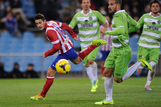 Manchester United Transfer Rumours: Koke Won't Be Enough to Save Red Devils