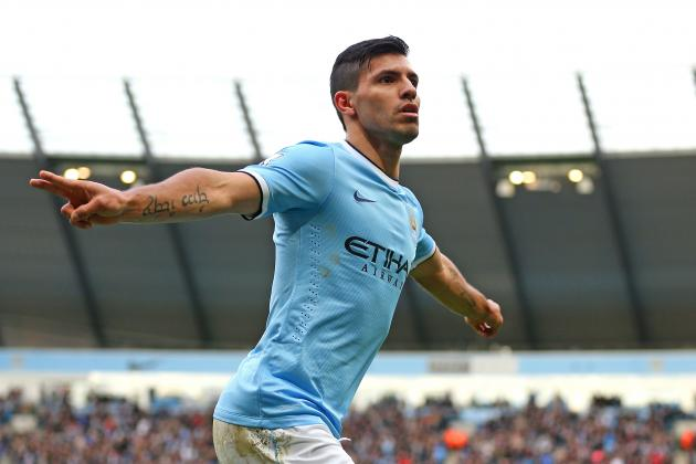 Analysing Sergio Aguero's Performance vs. Arsenal