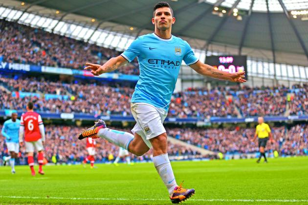 Manchester City vs. Arsenal: Live Score, Highlights, Recap
