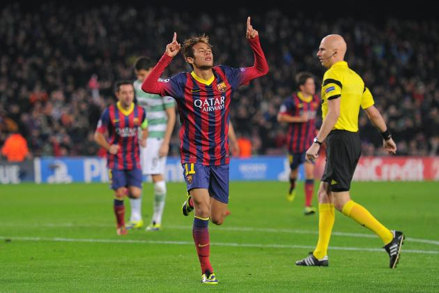 Neymar Form Proves Barcelona Can Thrive Without Lionel Messi