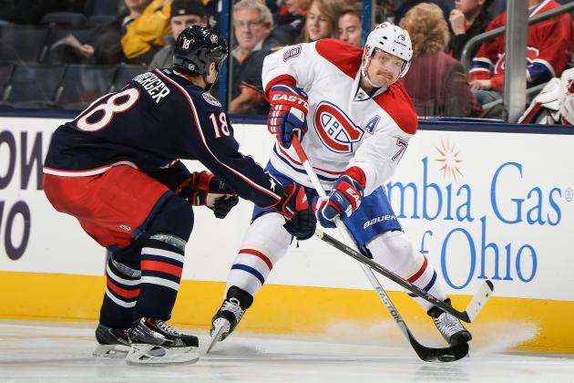 Should the Montreal Canadiens Re-Sign Free-Agent Defenseman Andrei Markov?
