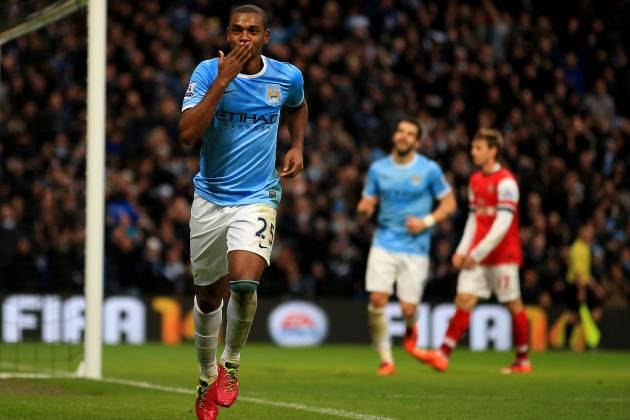 Analysing Fernandinho's Performance vs. Arsenal