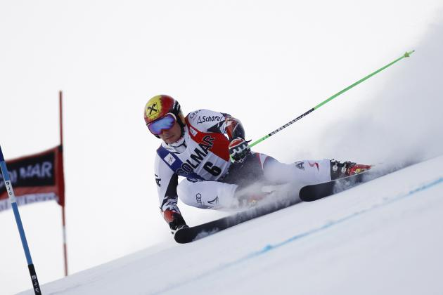 Marcel Hirscher Overcomes Deficit to Win WCup GS