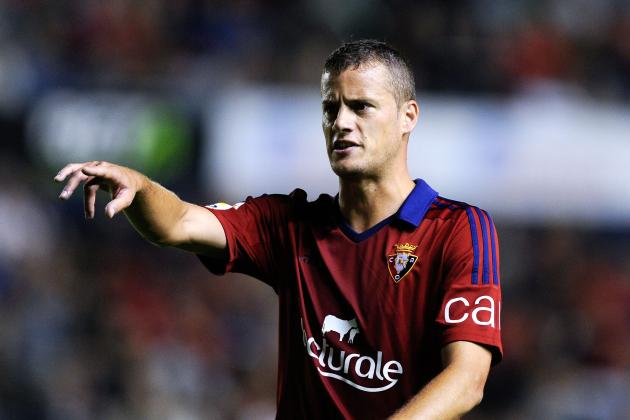 GIFs: Oriol Riera Gives Osasuna Shock Lead vs. Real Madrid