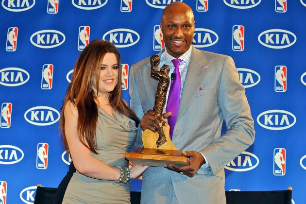 Lamar Odom and Khloe Kardashian Reportedly File for Divorce