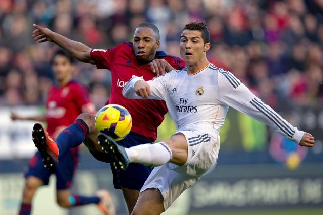 Osasuna vs. Real Madrid Score, Grades and Post-Match Reaction