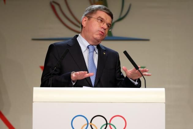 Executive Board Meets to Discuss Olympic Agenda 2020