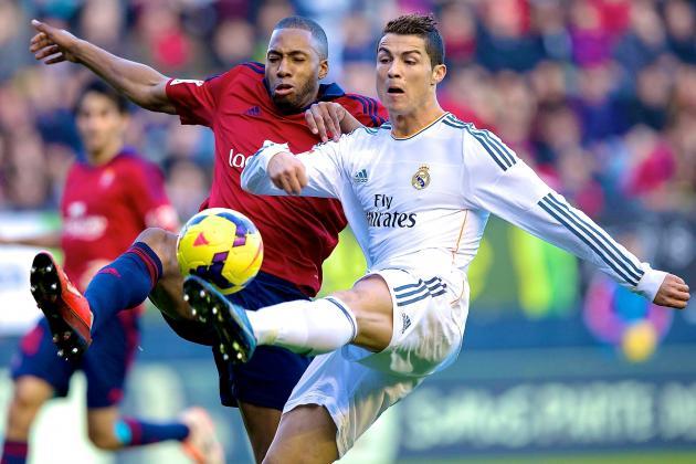 Osasuna vs. Real Madrid Score, Grades and Post-Match Reaction