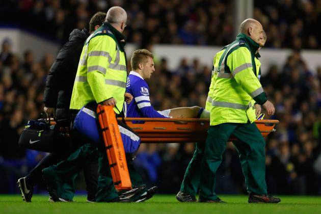 Gerard Deulofeu Injury: Updates on Everton Winger's Hamstring and Recovery