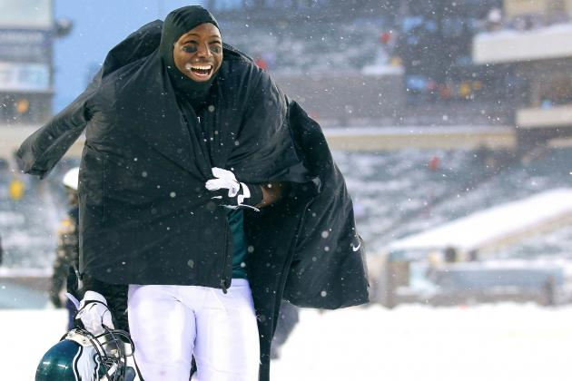 LeSean McCoy Has Become the NFL's Best Back: Can He Carry the Eagles in January?