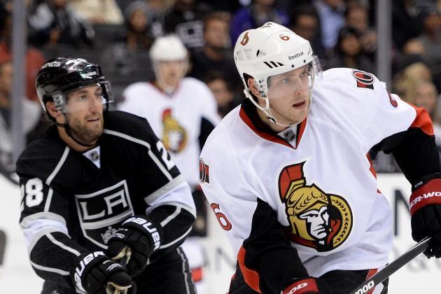 Gamecast: Kings vs. Senators