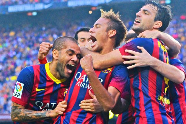 Barcelona vs. Villarreal: Live Score, Highlights, Recap